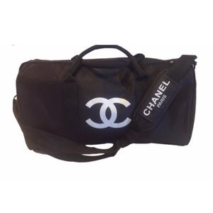 Authentic Chanel VIP duffle bag
